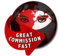 Great Commission Fast Logo